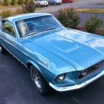 """1967 Mustang Fastback GTA 390 """"S"""" Code"""