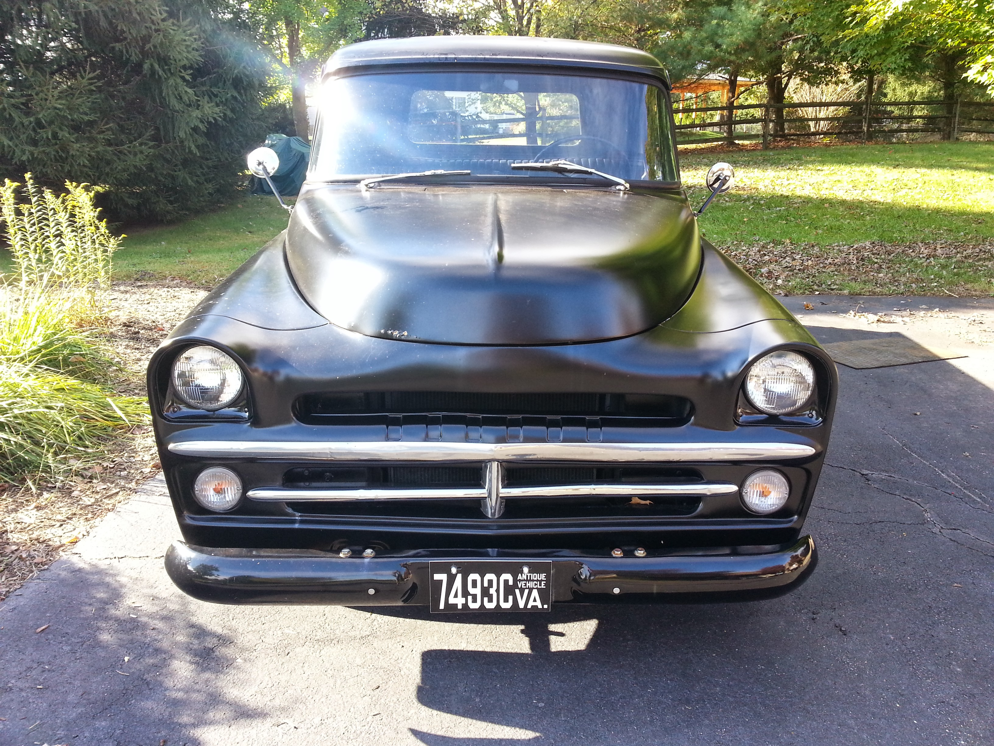 1957 Dodge D100 Pickup Sold Auto Repair And State